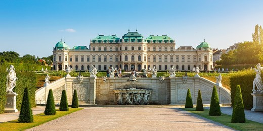 £49 & up -- Fly to Vienna from 3 UK Airports (Return)