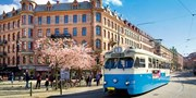 £10 & up -- Fly to Gothenburg from London (Return)