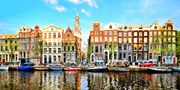 £38 & up -- Fly to Amsterdam from 2 UK Airports (Return)
