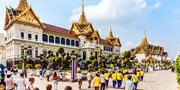 £340 -- Fly to Bangkok from London (Return)