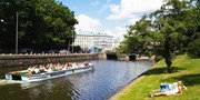 £30 -- Fly to Gothenburg, Sweden, fr London in Aug (Return)