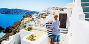 £75 & up -- Return Flights to Santorini from 3 UK Airports
