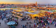 £50 & up -- New Route: Fly to Marrakesh from Liverpool (Rtn)