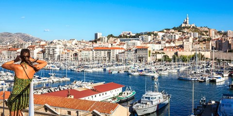 £30 -- Fly to Marseille from London