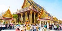 £316 & up -- Bangkok: Return Flights from London