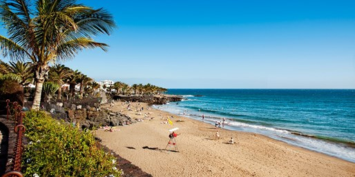 £60 & up -- Lanzarote: Fly fr Bristol, Cardiff & Bournemouth