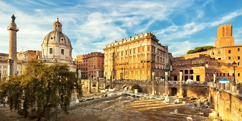 £30 & up -- Rome: Return Flights from 3 UK Airports