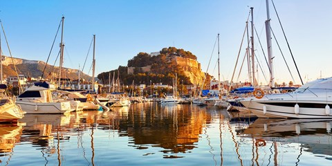 £44 & up -- Fly to Alicante from 7 Airports (Return)