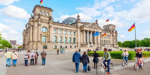 £15 & up -- Berlin: Return Flights from Belfast