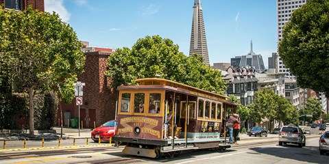 £261 & up -- Direct Flights to San Francisco fr London (Rtn)
