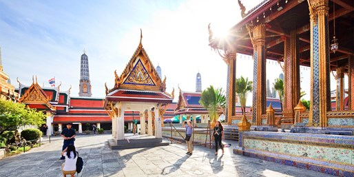 £298 -- Fly to Bangkok from London (Return)