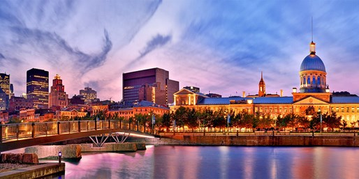 £282 & up -- Fly to Montreal from 3 Airports (Return)