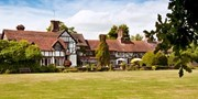 £99 -- Sussex: Tudor Manor Stay inc Dinner, Save 51%