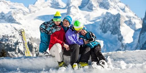 ab 249€ -- 4 Tage Skivergnügen in Dachstein mit Skipass & HP