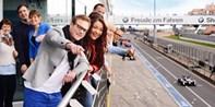 10€ -- Nürburgring: Ticket für 2 für Motorsport-Erlebniswelt