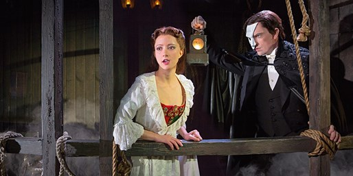 $25 & up -- 'Phantom of the Opera' Presale at Kennedy Center