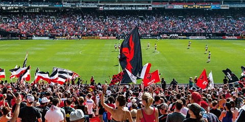 $20 -- D.C. United vs. Seattle Sounders FC w/Free Drink