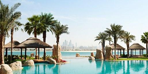 £589pp -- Dubai: Luxury Sofitel Palm Escape w/Meals & Flts