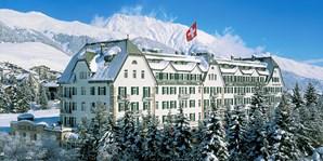 189 € -- Schweiz: Luxusauszeit mit Gourmet-Menü, -61%