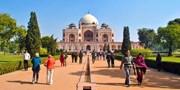 ab 486 € -- Delhi: Fliegen Sie mit Gulf Air nach Indien
