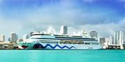 ab 1099 € -- 13 Tage Karibik & Südstaaten mit AIDA & Flug