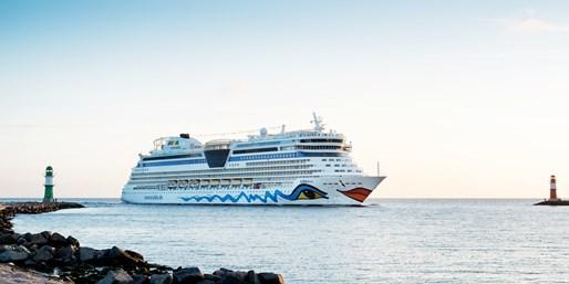 429 € -- 5-tägige Kurz-Kreuzfahrt mit AIDA nach Skandinavien