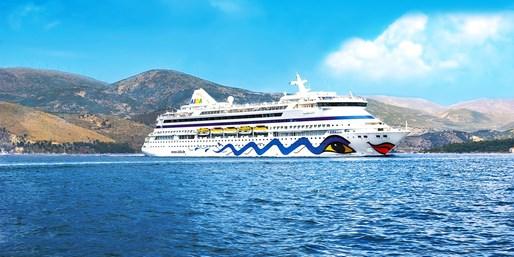 ab 899 € -- Korsika, Ibiza & Barcelona: 1 Woche AIDA & Flug