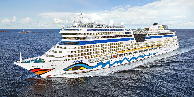 Kanaren & Madeira: Kreuzfahrt mit AIDA & Flug