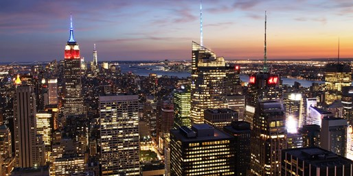 £97 -- NYC: Chelsea Hilton until March, inc Weekends
