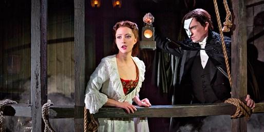 $53 -- 'Phantom of the Opera' in San Jose, Save $30