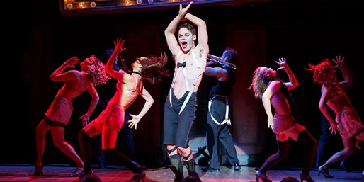 Tony-Winning Revival of 'Cabaret': Memorial Day Weekend