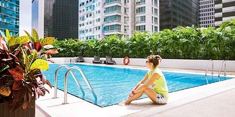138€ -- Hong Kong : évasion estivale en hôtel 4*, -33%