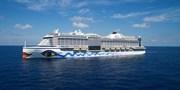 679 € -- AIDAprima: Nordsee-Städtereise mit Verandakabine