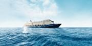 ab 2099 € -- Mein Schiff 4: 20 Tage Transatlantik mit Flug