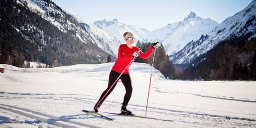 ab 299 € -- Skiurlaub in Oberstdorf-Kleinwalsertal