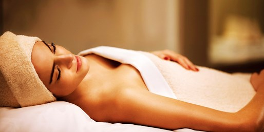 $90 -- Pamper Spa Day at 'Best Luxury Hotel Spa,' 44% Off