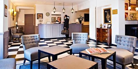 85€ -- Strasbourg : hôtel de charme à moitié prix
