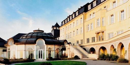 139 € -- Berühmtes Grandhotel auf dem Petersberg, -48%