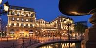 169 € -- Frankfurt: Eines der 100 weltbesten Hotels, -56%