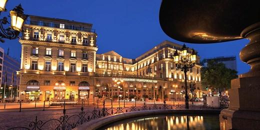 £145 -- 5-Star Frankfurt Hotel Stay inc Breakfast, 40% Off