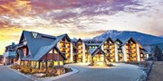 $89 -- Canmore Resort in Ski Season incl. Breakfast