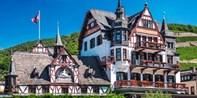 119 € -- Rheingau: Luxus am Weinberg mit Menü, -46%