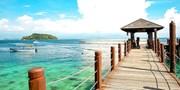 ¥54,800 -- 楽園ボルネオ島5日間 5つ星ハイアット泊 朝食付