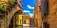 """¥299,900 -- """"天空の町""""含むイタリア4都市縦断8日間 14食&充実観光付"""