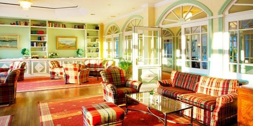 149 € -- Ostsee-Auszeit mit Halbpension im 4,5*-Strandhotel