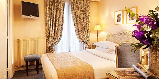 $65-$95 -- Paris: Saint-Germain Hotel w/Breakfast, Save 40%