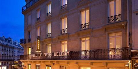 "189€ -- Paris : nuit à St-Germain & Cabaret ""Paradis Latin"""