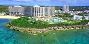 ¥35,800 -- ANA沖縄 天然ビーチ前4つ星海側泊 満タン不要車&約6.8千円特典