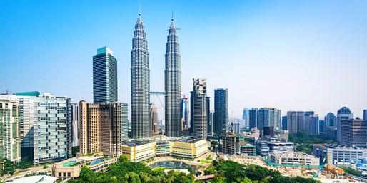 £499pp -- Kuala Lumpur & Penang Holiday inc Flights
