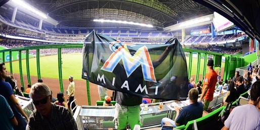 $12 & up -- Miami Marlins July Games